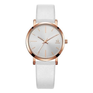 "Shengke ""Piper"" Women's Dress Watch"