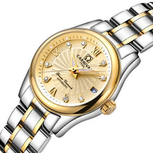 Load image into Gallery viewer, Carnival Women's Automatic Mechanical Sapphire Waterproof Watch