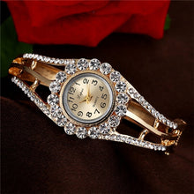 Load image into Gallery viewer, Lvpai Fashion Ladies Elegant Gold Dress Bracelet Watch