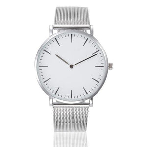 "Women's Classic ""Bella"" Stainless Steel Band Watch"
