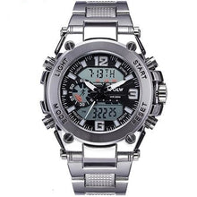 Load image into Gallery viewer, Men's Chronograph Sports Electronic LED Digital Watch