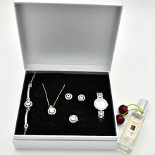 Load image into Gallery viewer, Luxury Quintet Steel Rhinestone Gift Set