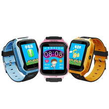 Load image into Gallery viewer, Q528 GPS Smart Watch Baby Watch With Camera for Apple Android Phone Smart kids Watch Track Children Smart Electronic pk q90 q50