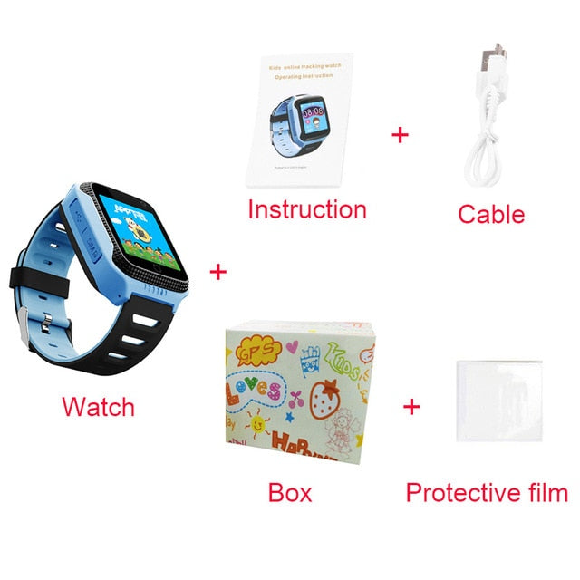 Q528 GPS Smart Watch Baby Watch With Camera for Apple Android Phone Smart kids Watch Track Children Smart Electronic pk q90 q50