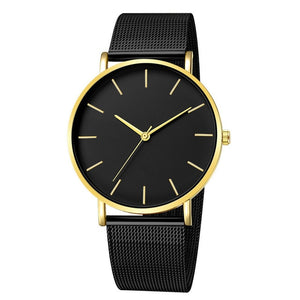 "Men's ""Vail"" Ultra Thin Casual Watch"