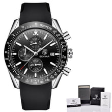 "Load image into Gallery viewer, BENYAR ""Rebel"" Luxury Sport Chronograph Watch"