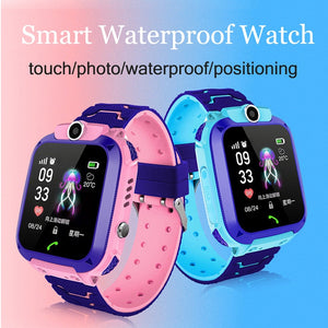 Waterproof Kid Smart Location Tracker