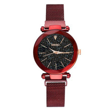 Load image into Gallery viewer, Women's Stainless Steel Mesh Quartz Dress Watch