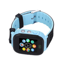 Load image into Gallery viewer, Q528 Smart Watch with GPS GSM Locator Screen Tracker SOS for Kids Children  Remote Camera Information Display Sports Pedometer