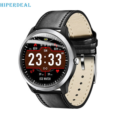 Waterproof HIPERDEAL ECG PPG HR Monitor Smart Watch