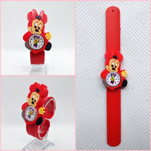 Load image into Gallery viewer, Infantil Rubber Cartoon 3D Life Waterproof Kids Watch