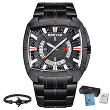 Load image into Gallery viewer, BENYAR Quartz Men's Waterproof Stainless Steel Watch