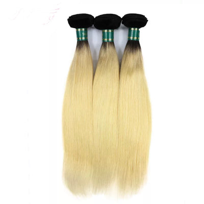 Straight - 3 Piece Bundles - Alcoholic Hair
