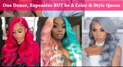 Body Wave - 3 Piece Bundles - Alcoholic Hair