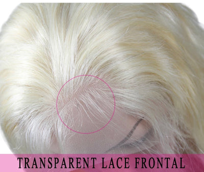 Body Wave - 360 Lace Frontal Wig - Alcoholic Hair