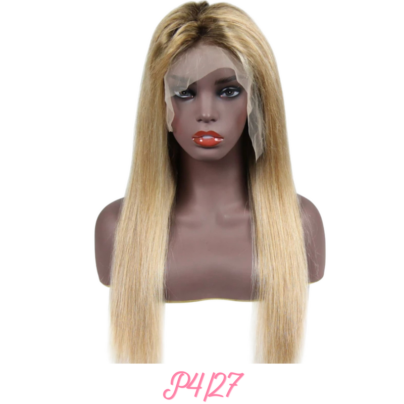Straight - Lace Frontal Wig - Alcoholic Hair