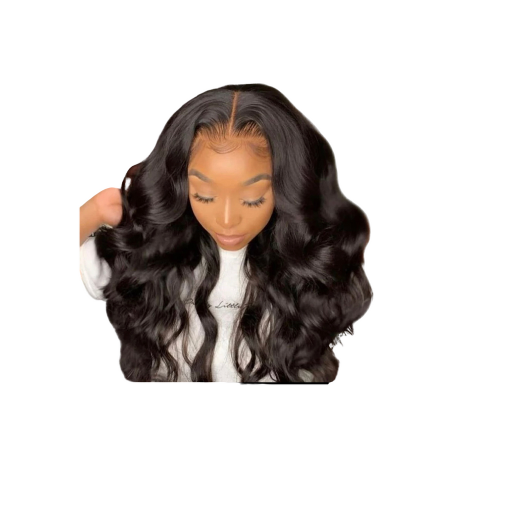 Body Wave -  Lace Frontal Wig - Alcoholic Hair