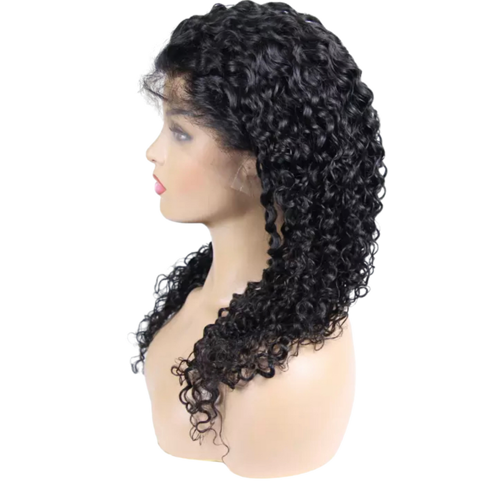 Deep Curly Wig - Full Lace Wig - Alcoholic Hair