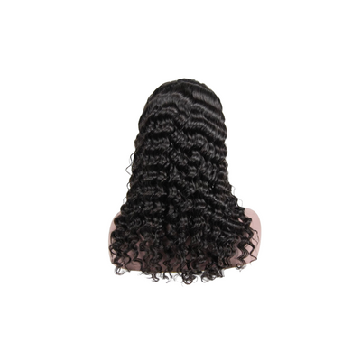 Deep Wave - HD Lace Frontal - Alcoholic Hair