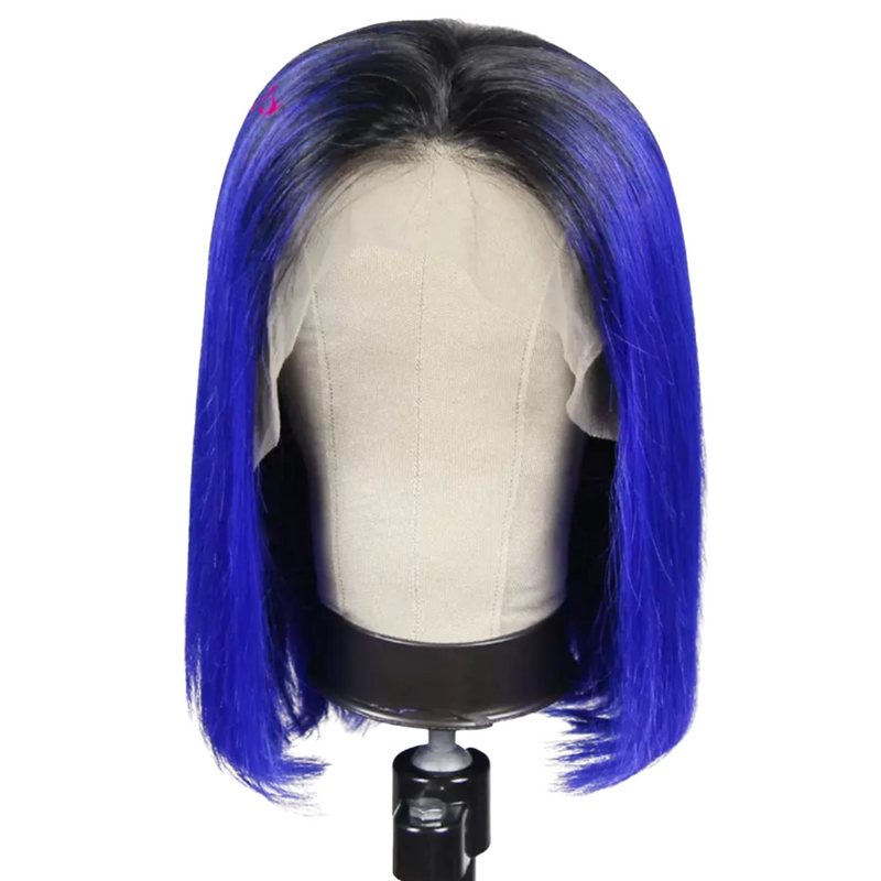 Straight -Lace Frontal Wig - Alcoholic Hair