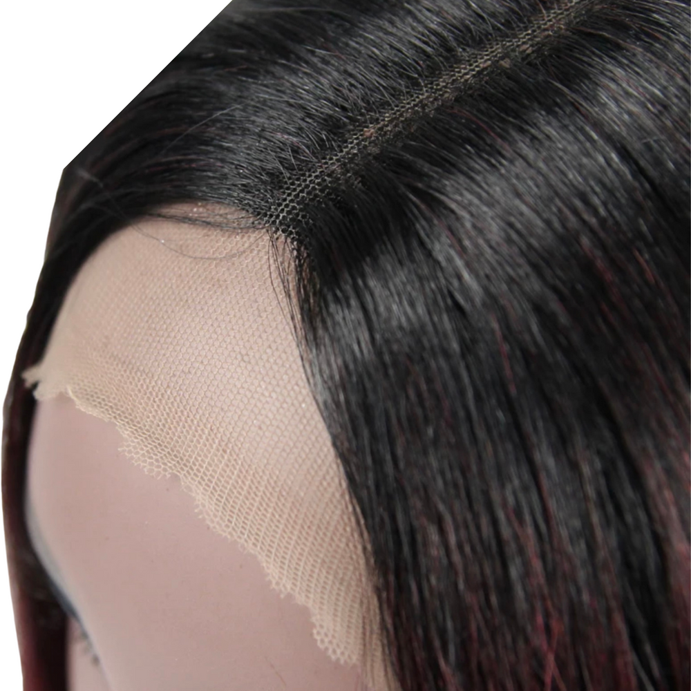 Straight - Full Lace Wig - Alcoholic Hair