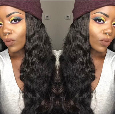 Loose Deep Wave - 4 Piece Bundles - Alcoholic Hair