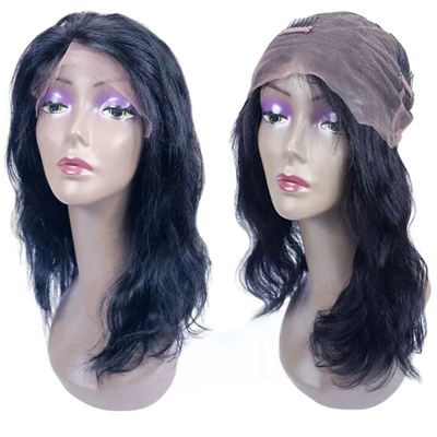 Body Wave - Full Lace Wigs - Alcoholic Hair