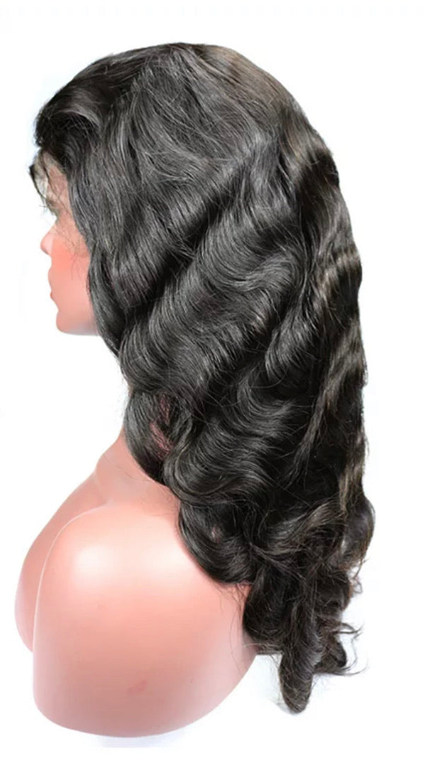 Body Wave - Full Lace Wig - Alcoholic Hair