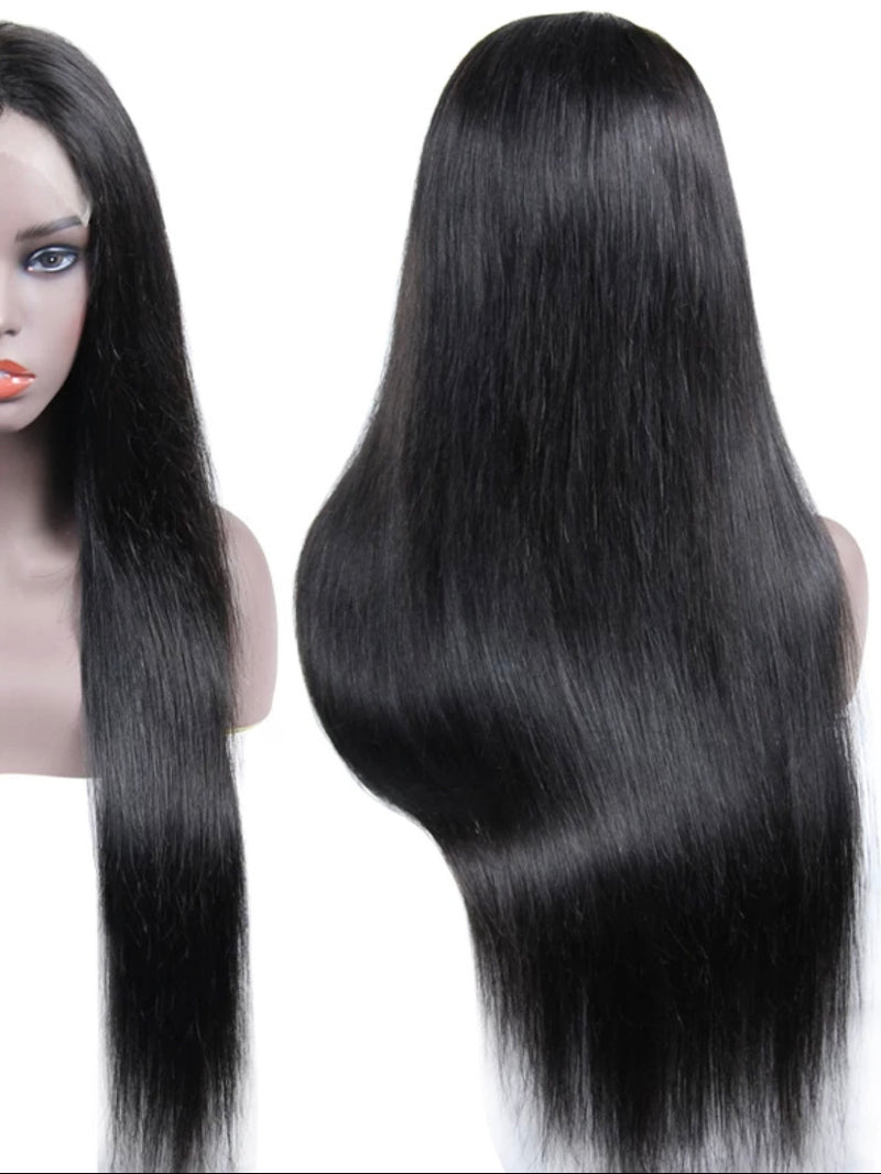 Straight - HD Lace Closure Wig - Alcoholic Hair