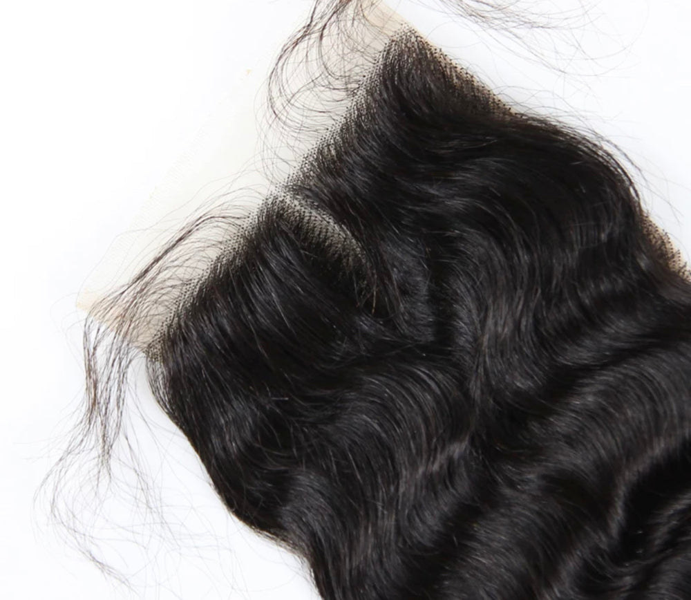 Loose Wave - Indv. Closure - Alcoholic Hair