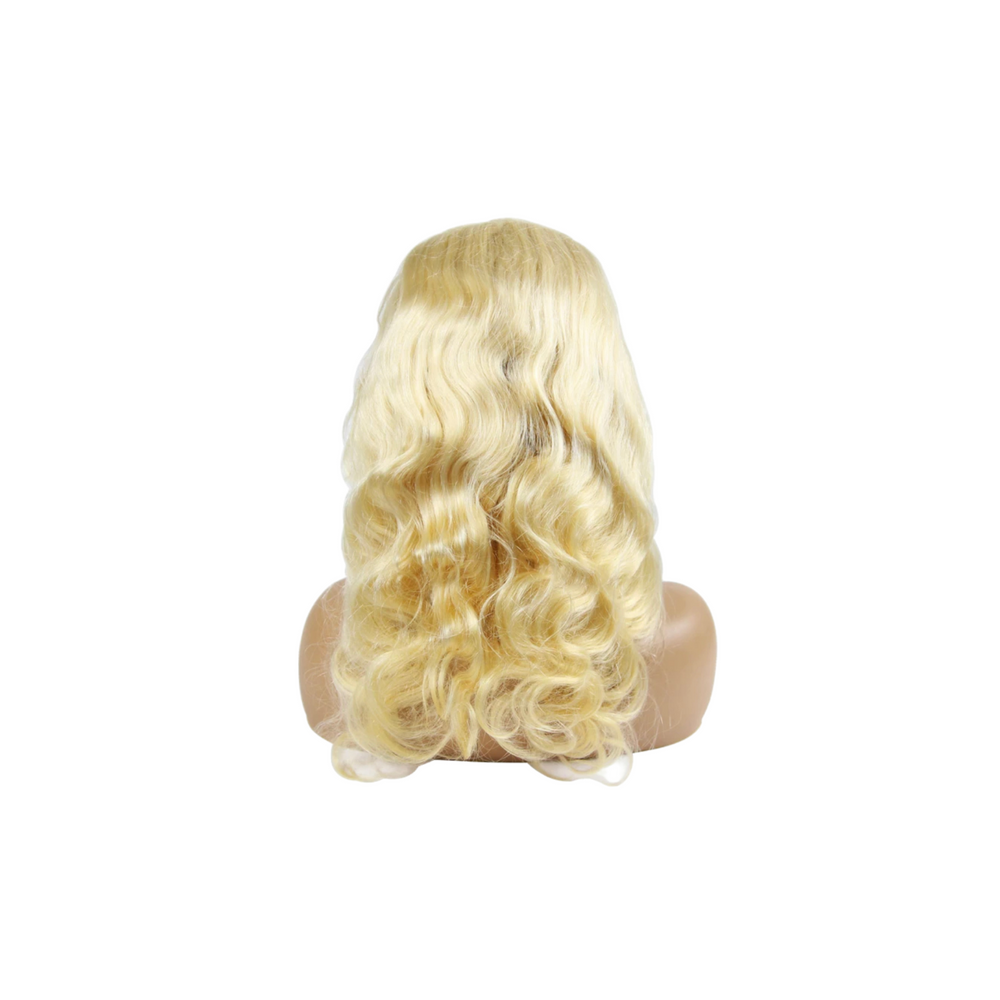 Body Wave - Closure Wig - Alcoholic Hair