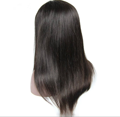 Straight - Silk Base Frontal - Alcoholic Hair