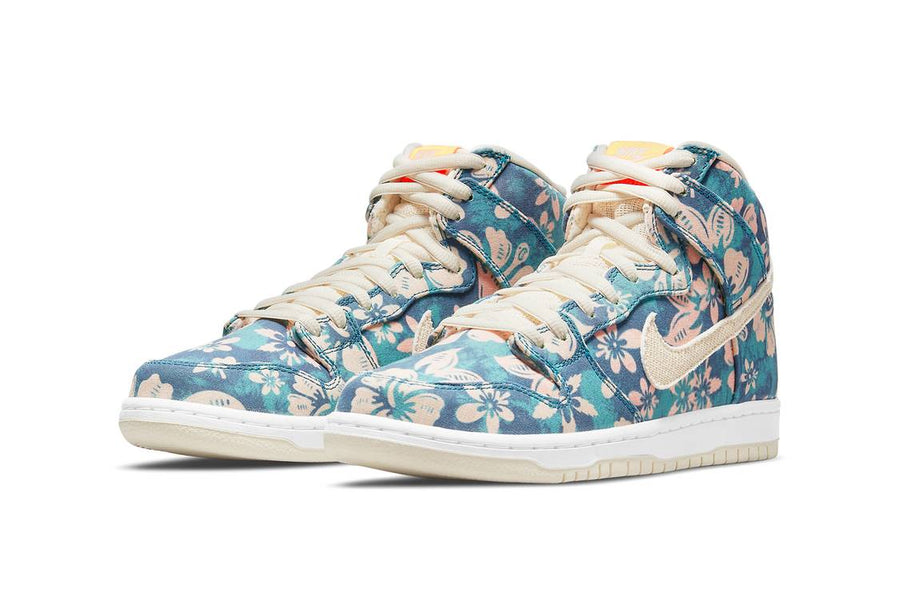 "Official Images of the Nike SB Dunk High ""Hawaii"""