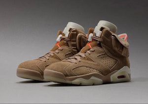 Here's a Early Look at Travis Scott's Jordan 6