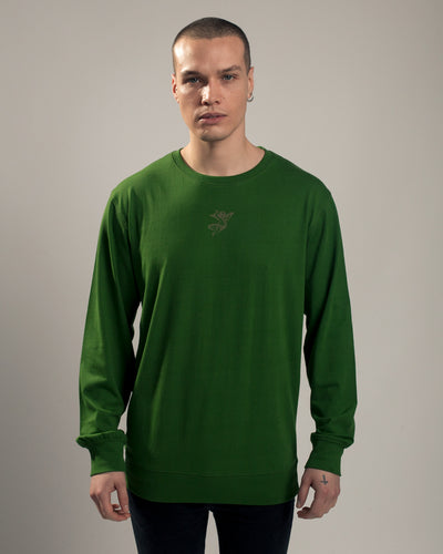 DREAM CHERUB (GREEN) - DREAMWEAR