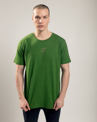 DREAM CHERUB LOGO (GREEN) ONE OFF PIECE - DREAMWEAR