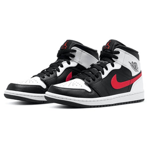 Air Jordan 1 Mid - Black Chile