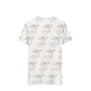 DREAMWEAR CHERUB ALL OVER (WHITE)