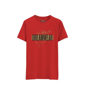 DREAMWEAR LOGO STRIPE (RED)