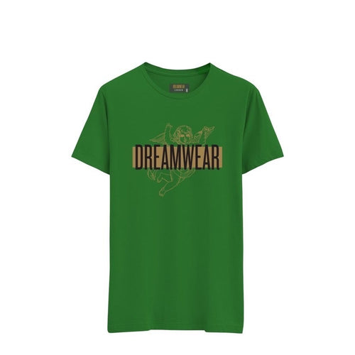 DREAMWEAR LOGO STRIPE (GREEN)