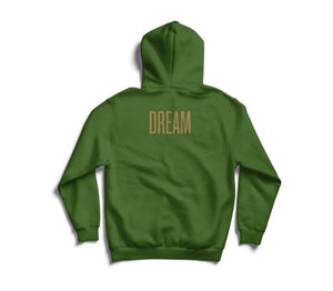 DREAM CHERUB LOGO (GREEN)