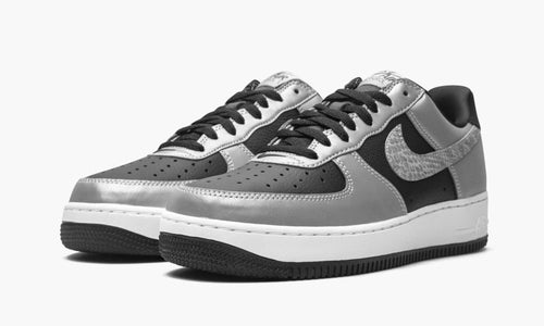 Nike - Air Force 1 B (Black/Black-Silver)
