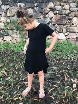 Black Mini Me Dress
