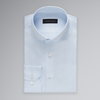 Light Blue Solid Shirt
