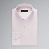 Light Pink Twill Cut-Away Shirt