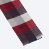 Red Navy Multi-Color Scarf