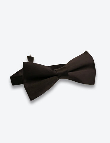Black Bow Tie For Fashionable Men