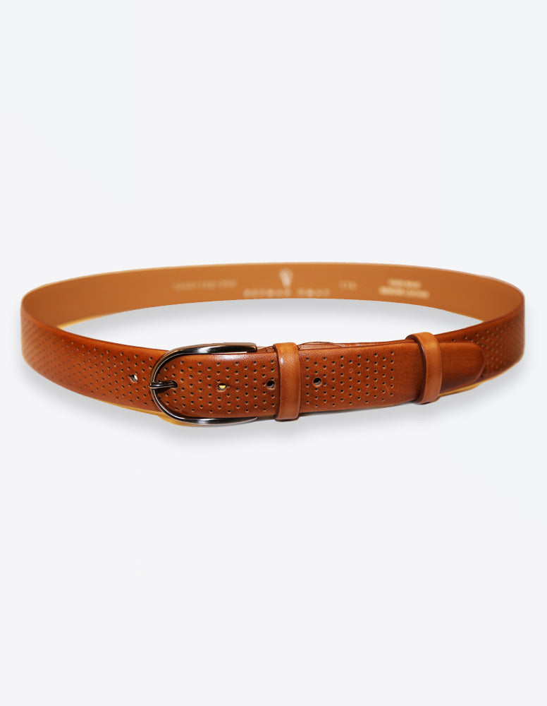 Tobacco Perfed Belt