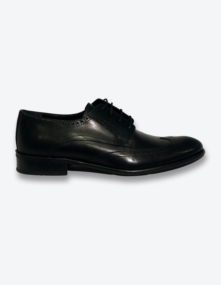 Black Oxford Shoes For Fashionable Men