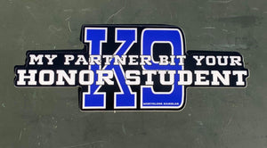 Honor Student Sticker